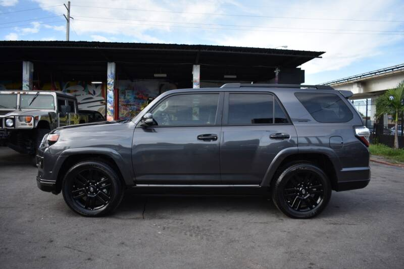 2019 Toyota 4Runner 4x2 Limited Nightshade 4dr SUV - Miami FL