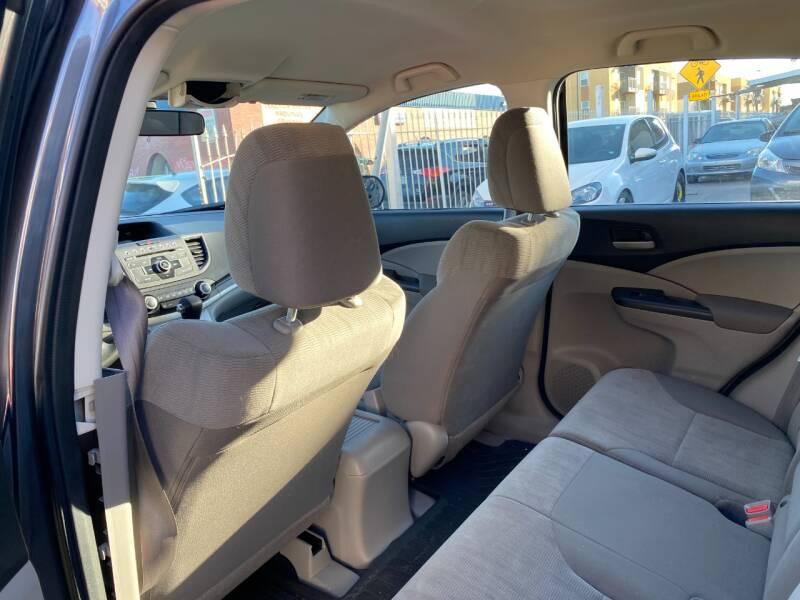 2014 Honda CR-V AWD LX 4dr SUV - Denver CO