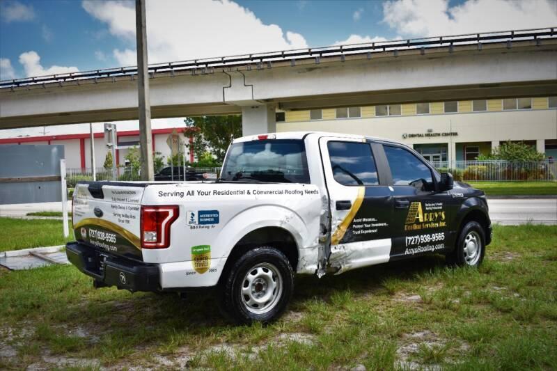 2015 Ford F-150 4x2 XL 4dr SuperCrew 5.5 ft. SB - Miami FL