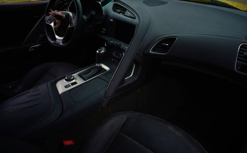 2016 Chevrolet Corvette Stingray 2dr Coupe w/1LT - Miami FL