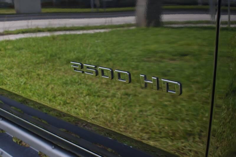 2020 Chevrolet Silverado 2500HD 4x2 Custom 4dr Crew Cab SB - Miami FL