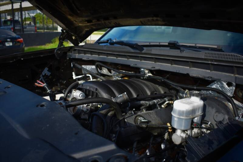 2018 Chevrolet Silverado 1500 4x2 Work Truck 4dr Double Cab 6.5 ft. SB - Miami FL