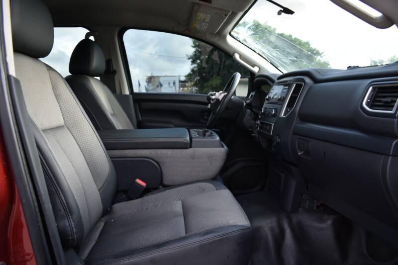 2017 Nissan Titan XD 4x4 S 4dr Crew Cab (Diesel) - Miami FL