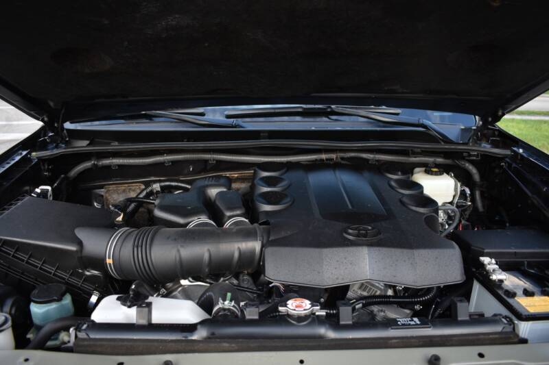 2019 Toyota 4Runner 4x4 TRD Off-Road Premium 4dr SUV - Miami FL