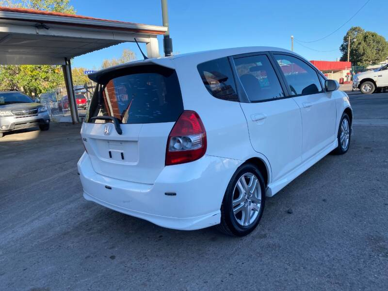 2007 Honda Fit Sport 4dr Hatchback 5A - Denver CO