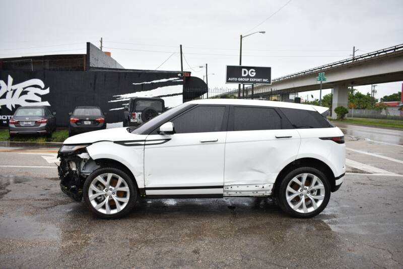 2020 Land Rover Range Rover Evoque AWD SE 4dr SUV - Miami FL