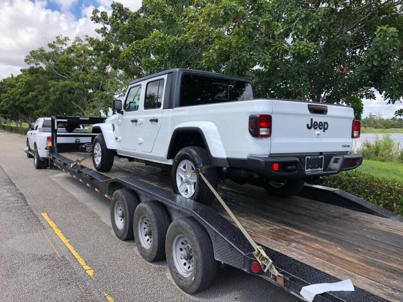 2021 Jeep Gladiator 4x4 Sport S 4dr Crew Cab 5.0 ft. SB - Miami FL