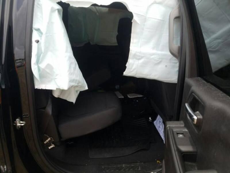 2019 Chevrolet Silverado 1500 4x2 Custom 4dr Crew Cab 5.8 ft. SB - Miami FL