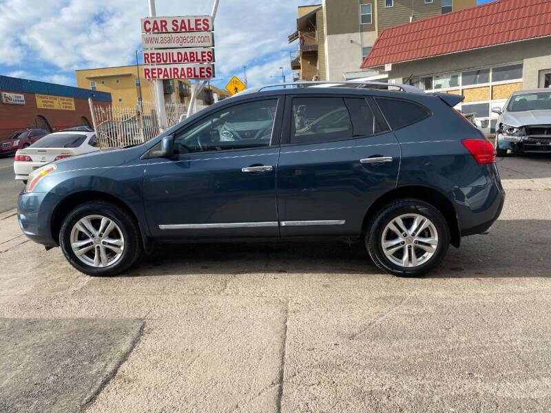 2013 Nissan Rogue SV 4dr Crossover - Denver CO
