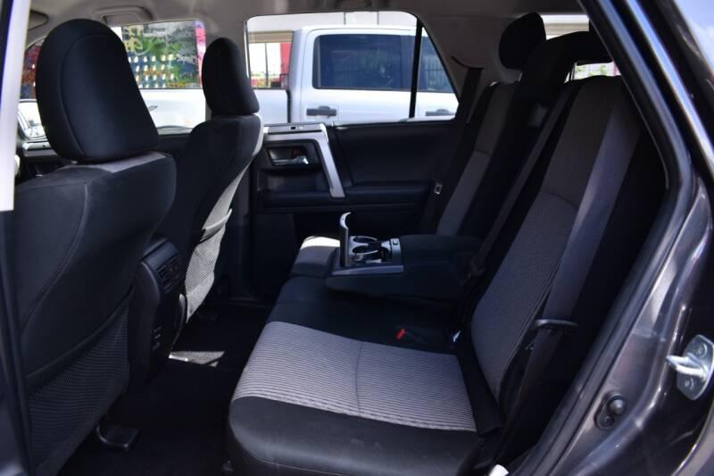 2019 Toyota 4Runner 4x2 SR5 4dr SUV - Miami FL