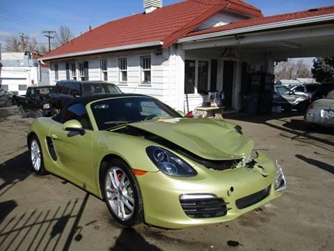 2013 Porsche Boxster for sale in Denver, CO