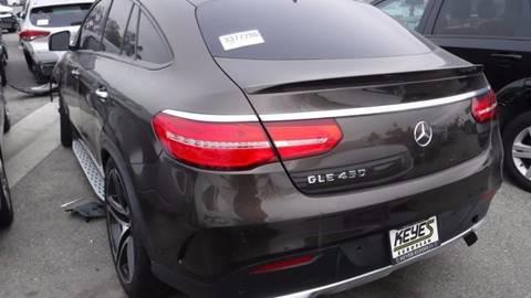 2016 Mercedes-Benz GLE for sale in Denver, CO