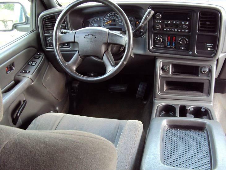 2004 Chevrolet Silverado 1500 4dr Extended Cab LT 4WD SB - Canton OH