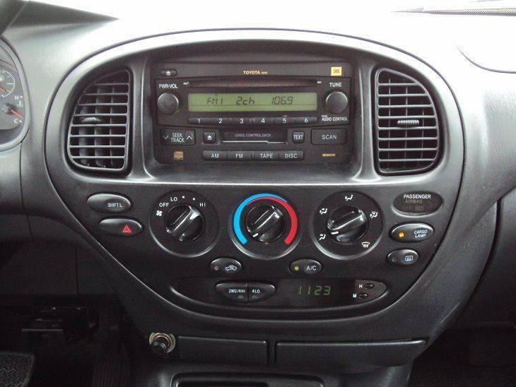 2006 Toyota Tundra SR5 4dr Double Cab 4WD SB (4.7L V8) - Canton OH