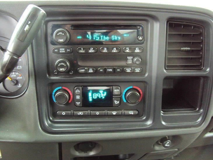 2006 Chevrolet Silverado 1500 LT1 4dr Extended Cab 4WD 6.5 ft. SB - Canton OH