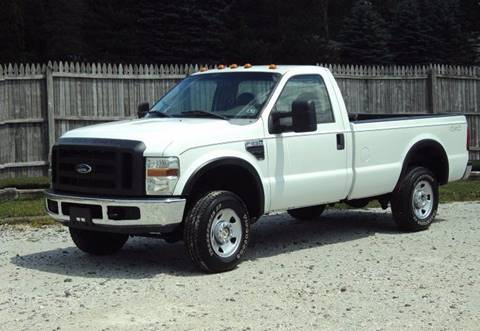 2008 Ford F-250 Super Duty for sale in Canton, OH
