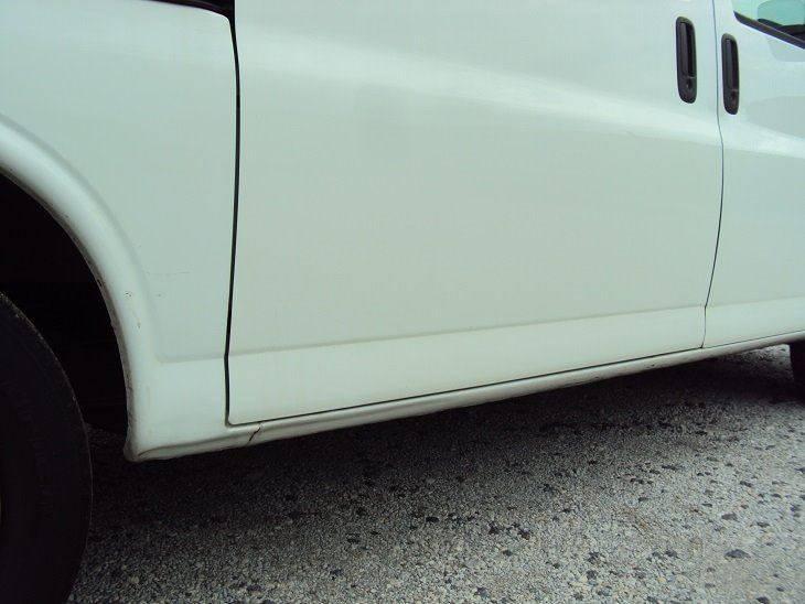 2011 Chevrolet Express Cargo AWD 1500 3dr Cargo Van - Canton OH