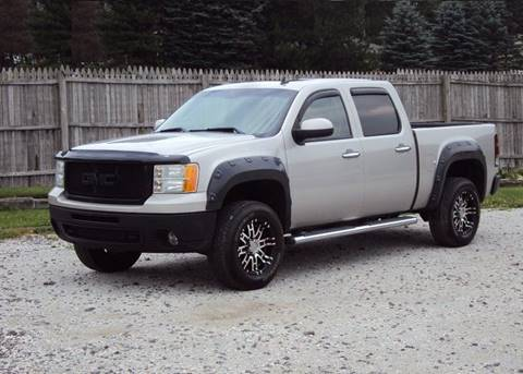 2007 GMC Sierra 1500 for sale in Canton, OH