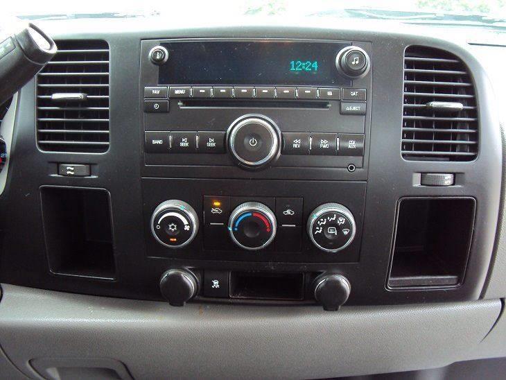 2011 Chevrolet Silverado 2500HD 4x4 LT 4dr Extended Cab SB - Canton OH