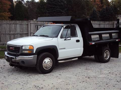 2007 GMC Sierra 3500HD for sale in Canton, OH