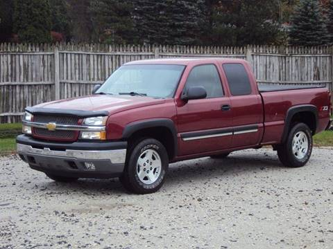 2005 Chevrolet Silverado 1500 for sale in Canton, OH