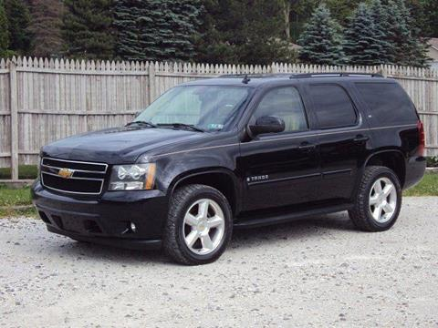 2008 Chevrolet Tahoe for sale in Canton, OH