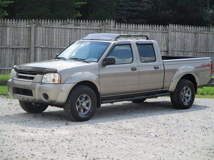2003 Nissan Frontier 4dr Crew Cab XE V6 4WD LB   Canton OH