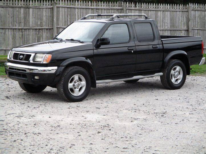 2000 Nissan Frontier 4dr Xe 4wd Crew Cab Sb In Canton Oh Truck