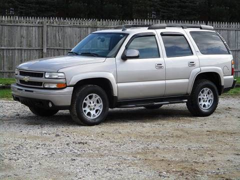 Z71 Tahoe For Sale >> Chevrolet Tahoe For Sale In Minerva Oh Truck Depot Auto Sales