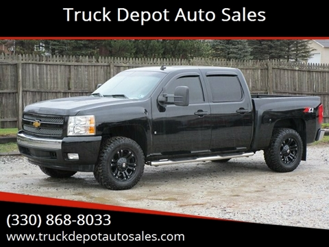 Used Cars Canton Used Pickup Trucks Akron Oh Canton Oh Truck Depot