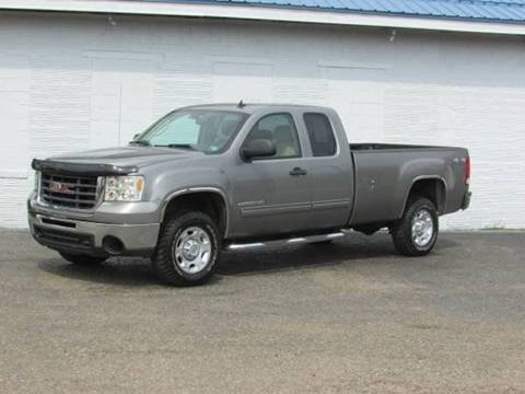 2007 GMC Sierra 2500HD for sale in Minerva, OH