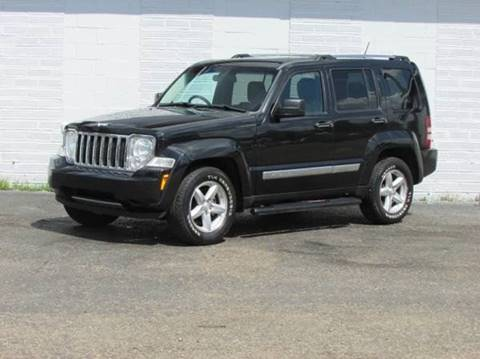 2009 Jeep Liberty for sale in Minerva, OH