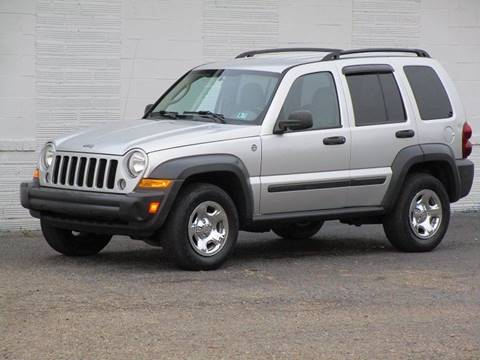 2007 Jeep Liberty for sale in Minerva, OH