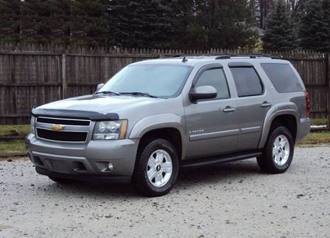 2007 Chevrolet Tahoe for sale in Canton, OH