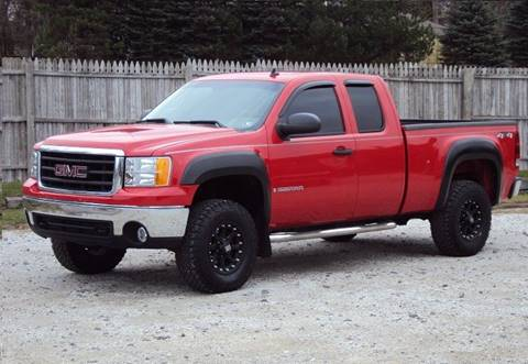 2008 GMC Sierra 1500 for sale in Canton, OH