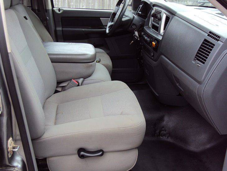 2008 Dodge Ram Pickup 2500 SLT 4dr Quad Cab 4WD SB - Canton OH