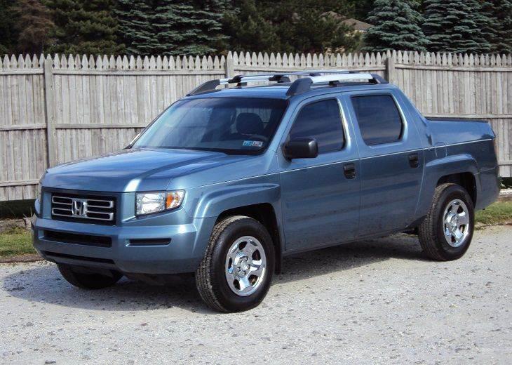 2006 Honda Ridgeline RTS AWD 4dr Crew Cab - Canton OH