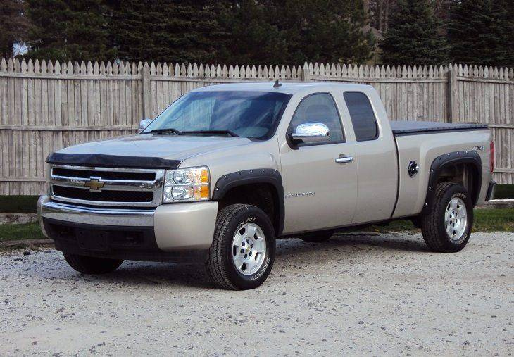 2008 Chevrolet Silverado 1500 4WD LT1 4dr Extended Cab 6.5 ft. SB - Canton OH