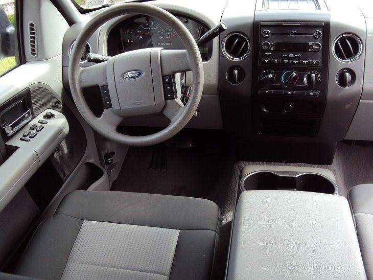 2007 Ford F-150 XLT 4dr SuperCab 4WD Flareside 6.5 ft. SB - Canton OH