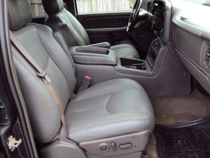 2005 Chevrolet Silverado 3500 4dr Crew Cab LT 4WD LB DRW - Canton OH
