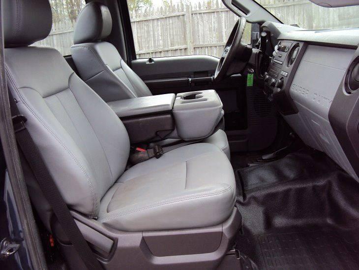 2014 Ford F-250 Super Duty 4x4 XL 2dr Regular Cab 8 ft. LB Pickup - Canton OH