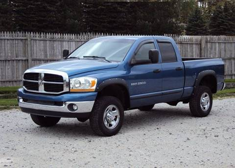 2006 Dodge Ram Pickup 2500 for sale in Canton, OH