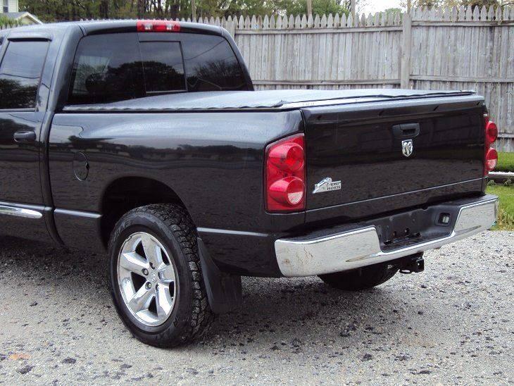 2008 Dodge Ram Pickup 1500 Laramie 4dr Quad Cab SB - Canton OH