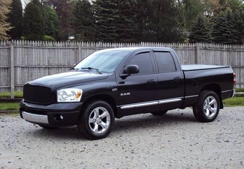 2008 Dodge Ram Pickup 1500