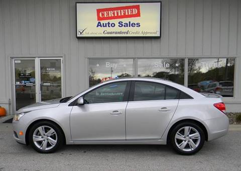 2014 Chevrolet Cruze for sale in Des Moines, IA