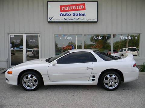 Mitsubishi 3000gt for sale for Des moines motors buy here pay here