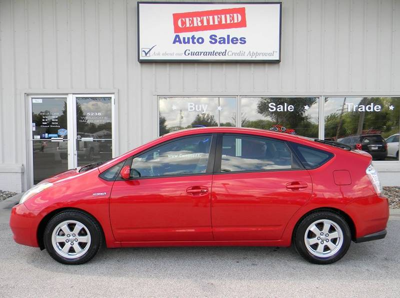 2009 toyota prius standard 4dr hatchback in des moines ia for Des moines motors buy here pay here