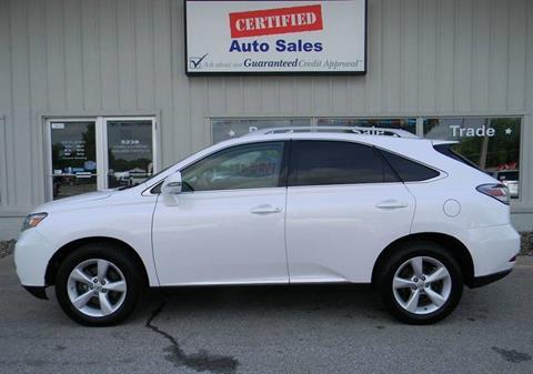 2011 Lexus RX 350. Special $14,995