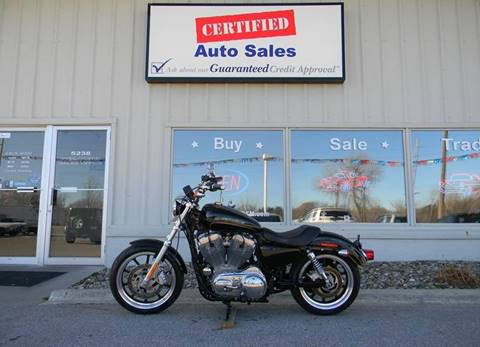 2015 Harley-Davidson Sportster Low for sale in Des Moines, IA