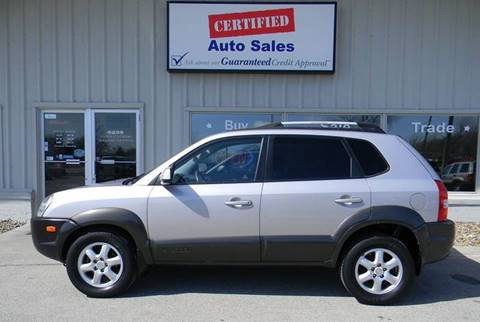 2005 Hyundai Tucson for sale in Des Moines, IA